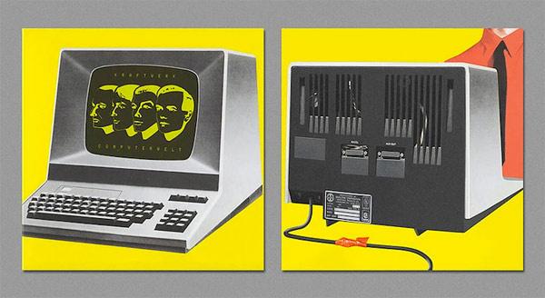 Kraftwerk monitoros, Computerwelt albumának átdolgozása az egyik kedvencünk.