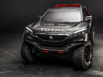 Ennél menőbb autó nem lesz a Dakaron