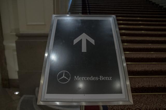 A Mercedes kijelölte magának az irányt
