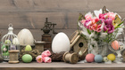 Felejtse el az unalmas húsvéti dekorációkat, készítsen egyedit!