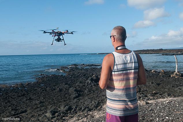 Ezzel a drónnal készültek a csodálatos légi fotók. Kattintásra galéria nyílik!