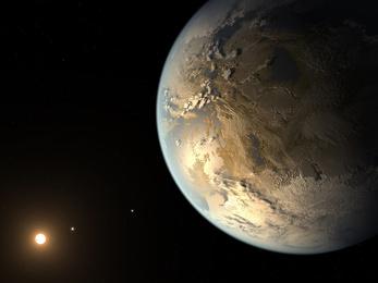 Föld méretű exobolygót találtak