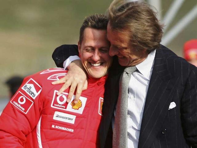 Montezemolónak az volt Schumacher, mint Enzo Ferrarinak Gilles Villeneuve