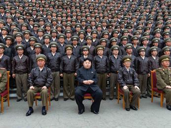 Atomrobbantást tervezhet Észak-Korea
