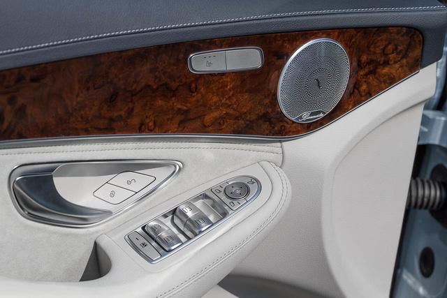 Burmester, a Mercedes újkori hifi-felfedezettje