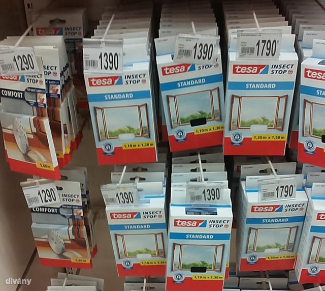 Az Auchanban nincs nagy választék, de az legalább olcsó