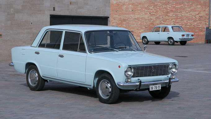 If you add it all up the Lada can come out of the equation as a better car