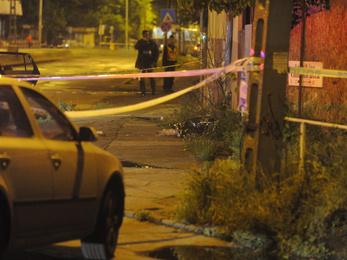 Női holttestet találtak a Pozsonyi utcában