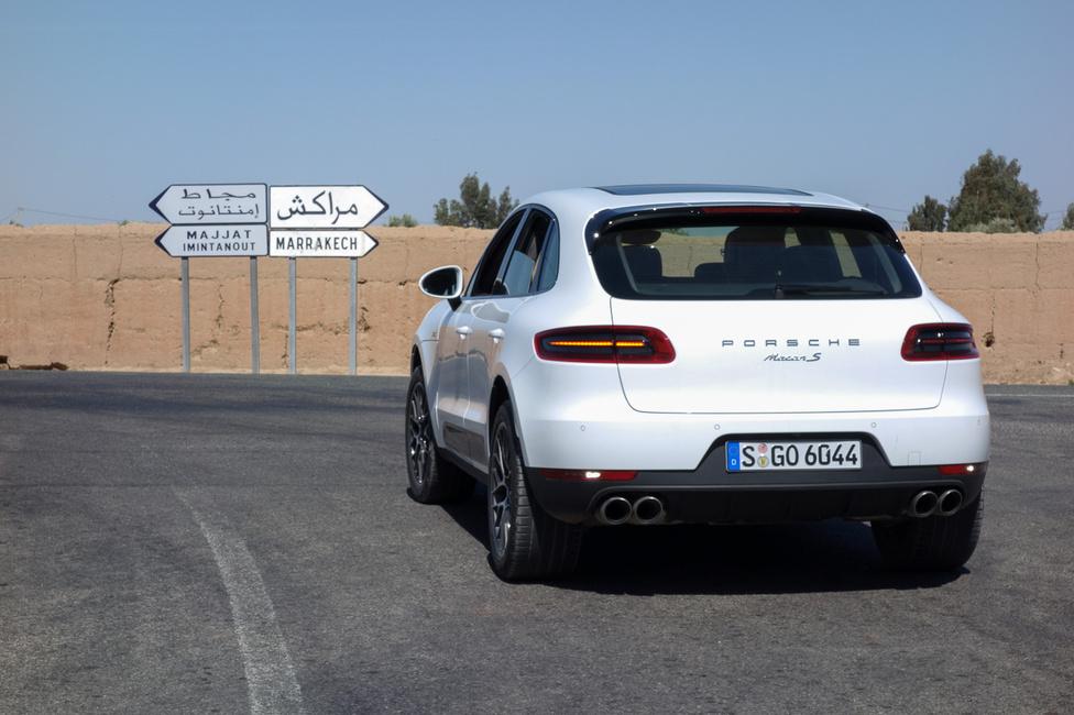 Elég sokszor a világ végén érzed magad, még egy Porsche Macannal is. Pontosabban, egy Porsche Macannal pláne