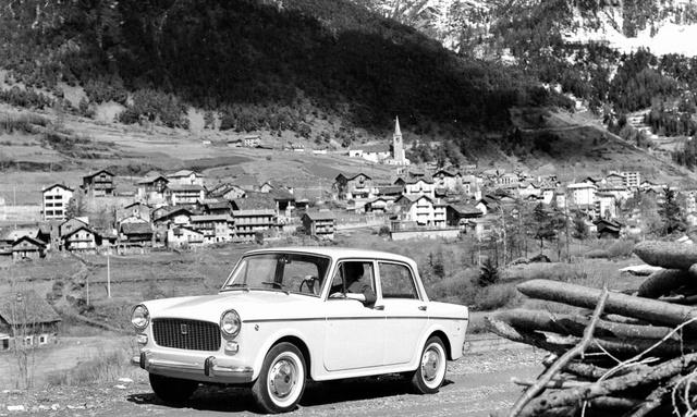 A hatvanas években családi autónál is lényeges volt a terepjáróképesség