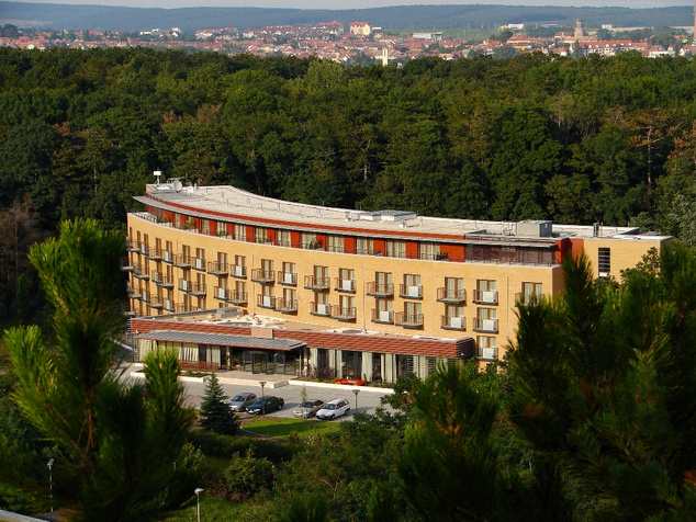 Hotel Fagus, Sopron