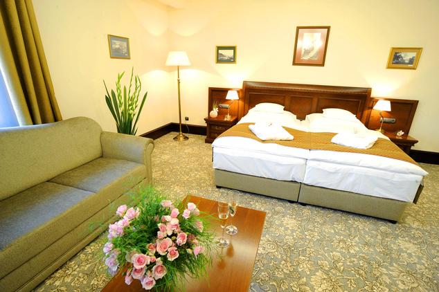 Andrássy Rezidencia Wine & Spa, Tokaj-hegyalja