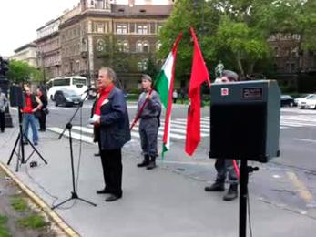 Thürmer: Európa ösztönzi az antiszemitizmust