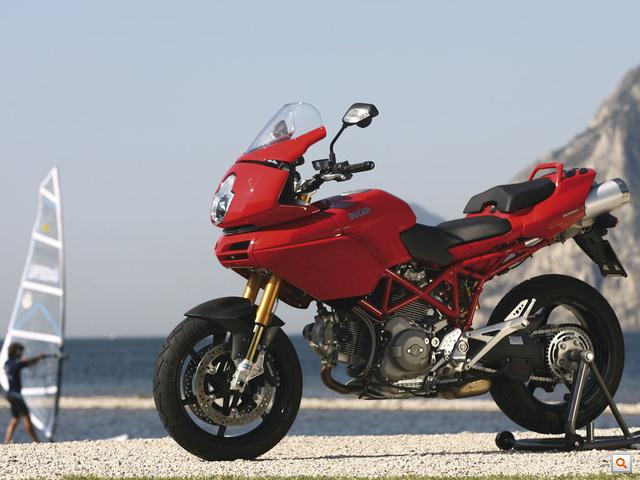 Ducati Multistrada 1100 2007 08 1024x768