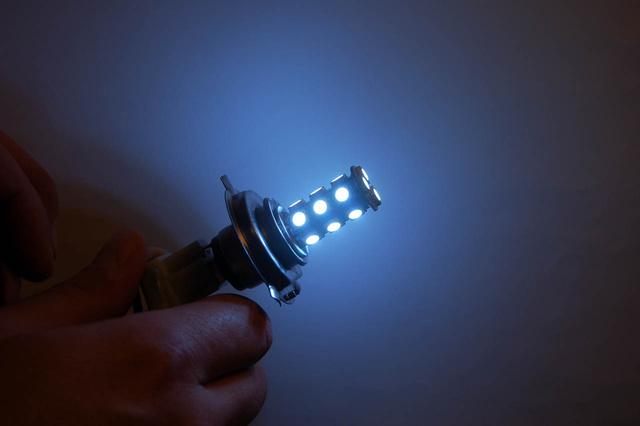 Minden világít egyszerre