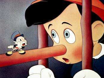 Pinokkió csak 13-szor hazudhat