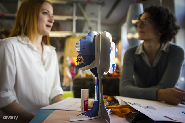 A design thinking módszerrel a villámtervezés lépéseit gyakorolták