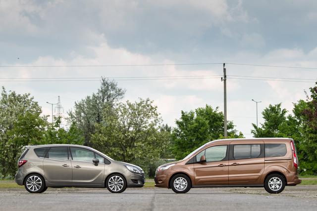 Egyértelmű a Ford fölénye, ha a méretről van szó