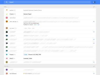 Teljesen átalakul a Gmail