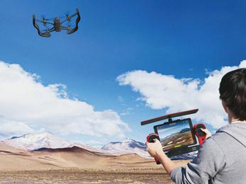 2 km magasra repülhetünk egy drónnal