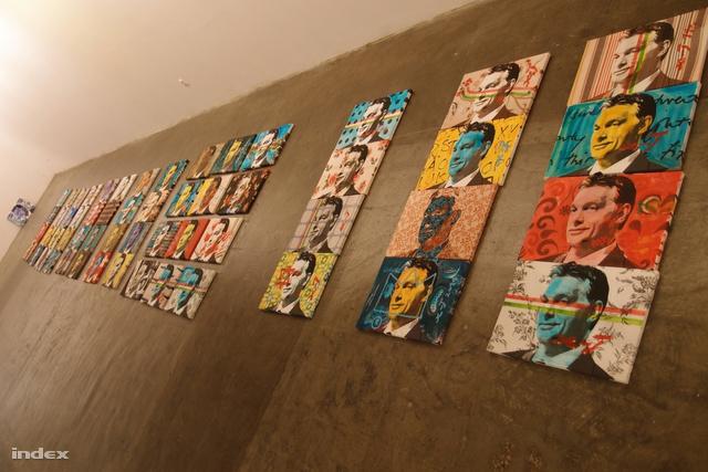 Tereskova kiállítása