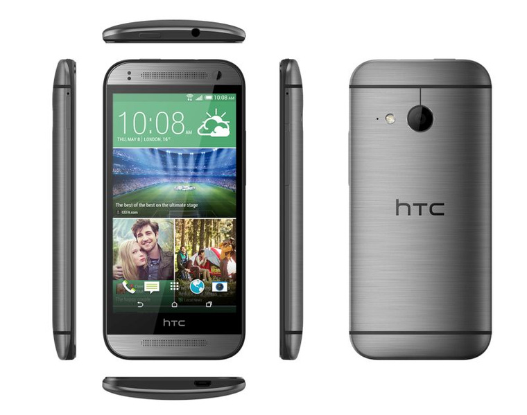 HTC One mini 2 6V Gunmetal