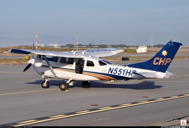 CHP Cessna