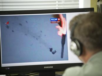 Lezuhanhatott egy orosz hordozórakéta