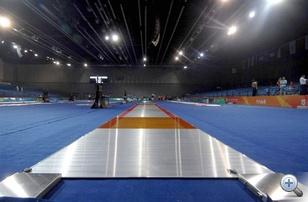 Olimpiai Vívócsarnok