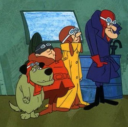 300pxdastardly muttley cast