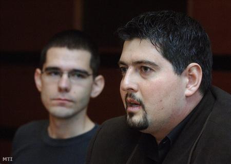 Szegedi Csanád, a Jobbik országos elnökhelyettese