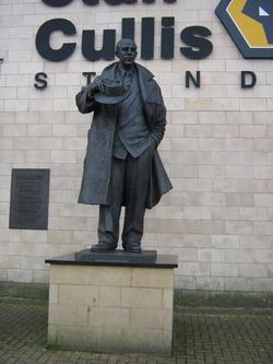 Wolves Stan Cullis Statue