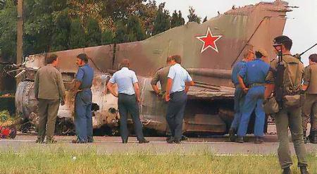 MiG-23inBelgium