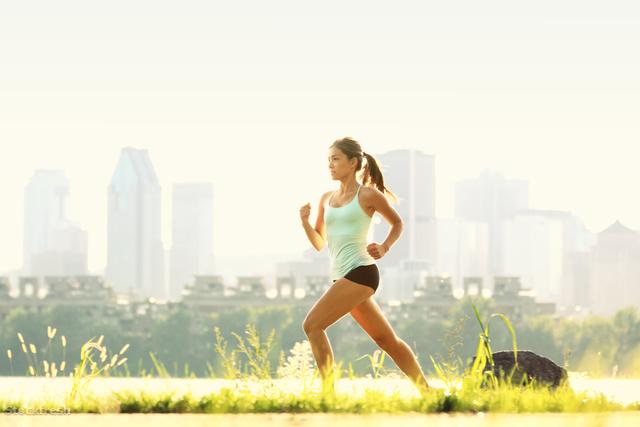 stockfresh 1270311 running-woman sizeM