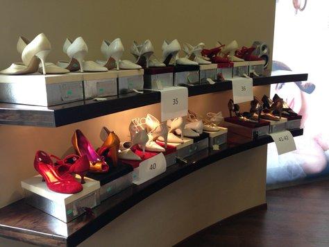 Jó cipőket is ki lehet fogni a Daalarna cipővásáron