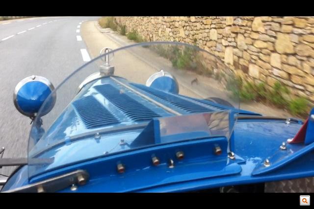 Bugatti ride