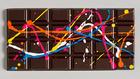 Ha igazán művészetszerető, egyen Jackson Pollock-csokit!