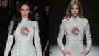 Kim Kardashian 4.4 milliós lánybúcsús ruhája: menő vagy ciki?