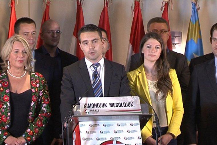 Vona: A Jobbikot nem lehet megroppantani