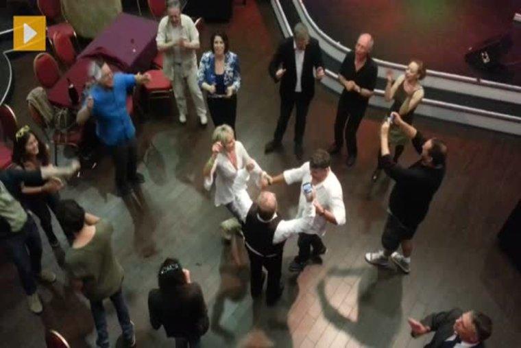Gyurcsány felrobbantotta a táncparkettet, nézze csak!