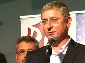 Gyurcsány: A DK alapítása ezennel lezárult