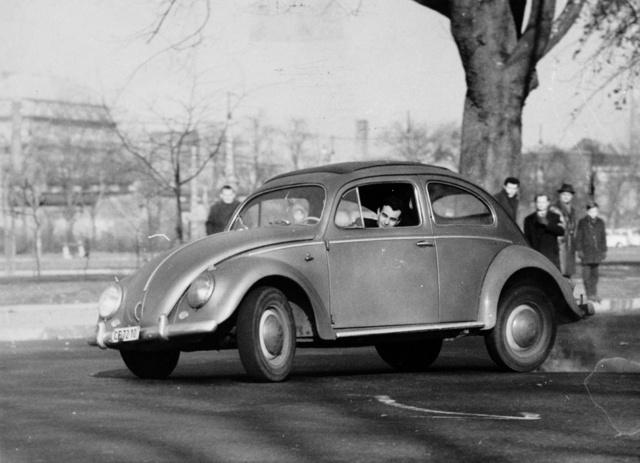 Volkswagen Bogár volt a kezdet