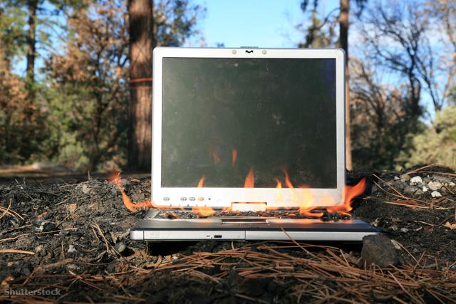 Laptop ég