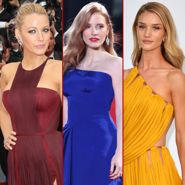 Cannes 2014: 12 nap, 12 nő. Blake Lively, Jessica Chastain és Rosie Huntington-Whiteley.