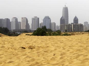 A kínai nagy fail: tavat akartak, sivatag lett