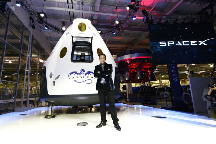 Vasember bemutatta az űrrepülés jövőjét