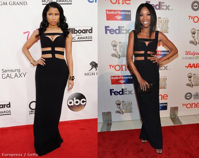 Nicki Minaj és Brandy