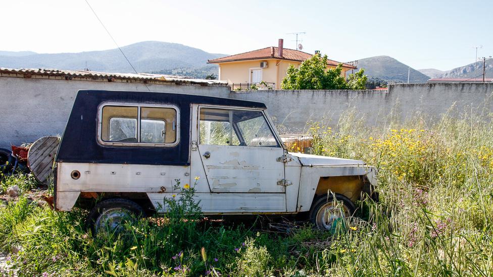 Ez sem volt mifelénk népautó: Renault 4, azaz annak szabadidős kivitele, a Rodeo