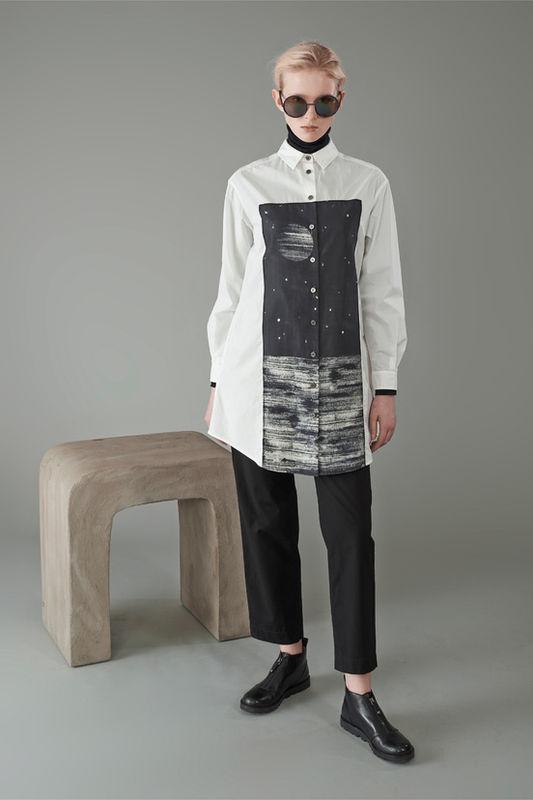 Garbó és bokaverdeső nadrág Marc Jacobs kollekciójában.