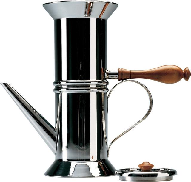 A duplatartályos nápolyi kávéfőzőért rajonganak a kávémániások.